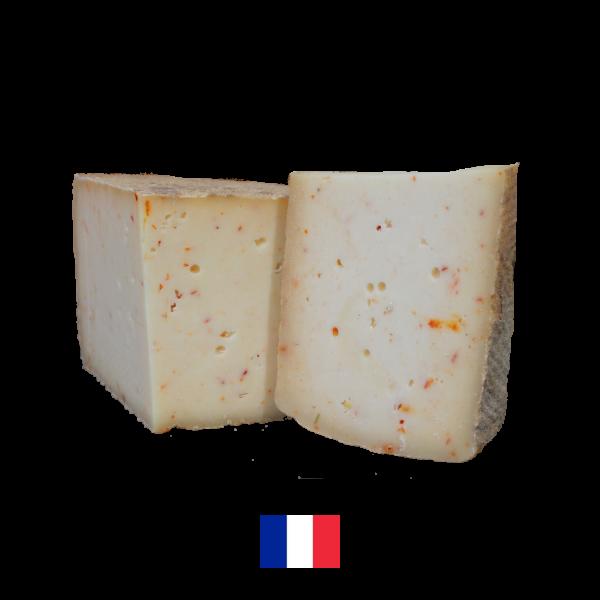 Tomme de brebis piment Espelette